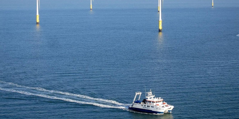 East Point Geo provides client representatives for Vattenfall's Hollandse Kust Zuid 1&2 project