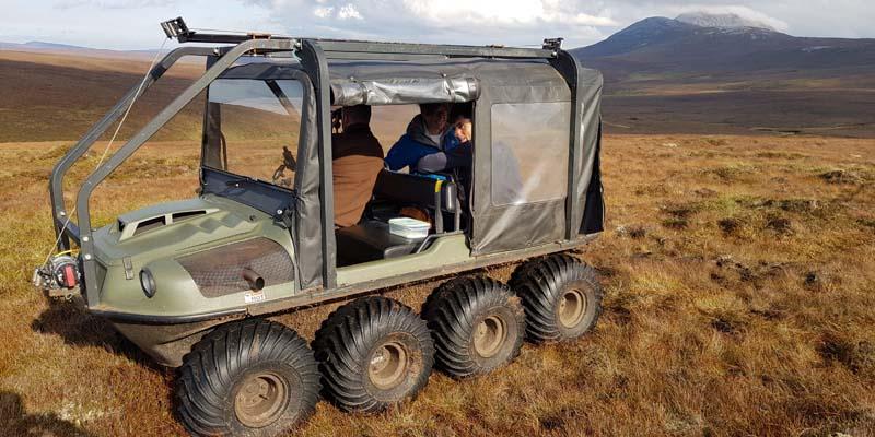 De-risking peatland restoration practice in Scotland / 9th IUCN UK Peatland Programme Conference